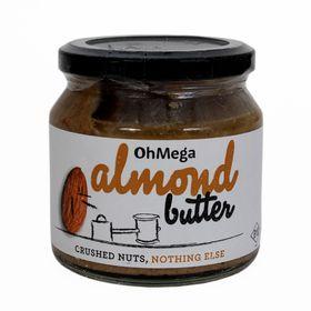 OhMega Almond Butter - 250g