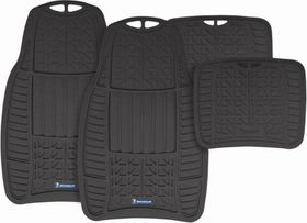 Michelin - All Weather 4pce Car Mat Set - 965BK