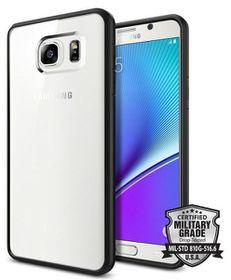 SPIGEN Ultra Hybrid Case for Samsung Galaxy Note 5 - Black