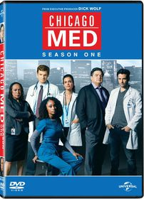 Chicago Med Season 1 (DVD)