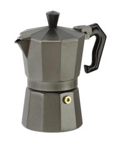 Avanti - 3 Cup Espresso Coffee Maker - Platinum