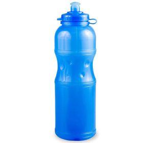 Lumo - Sportec 4 - 750ml Water Bottle - Clear Blue