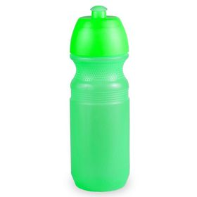 Lumoss - Sportec 9 Cyclist Bottle - Semi Transparent Neon Green