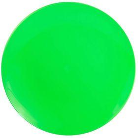 Lumoss - Lotus Dinner Plate - Neon Green - Set Of 4