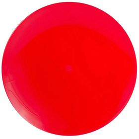 Lumo - Lotus Dinner Plate - Red