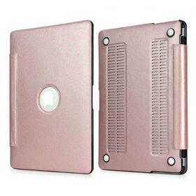 "Tuff-Luv Slim Skin Case for Apple Macboook 11.6"" - Rose Gold"