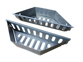Megamaster - BA0218 - 570 Charcoal Trays Set
