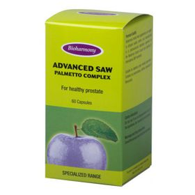Bioharmony Bio-Advanced Saw Palmetto Complex - 60's