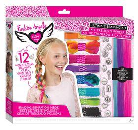 Fashion Angels Cosmetics & Ultimate Braiding Kit