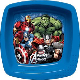 Avengers Mighty Square Shaped Bowl