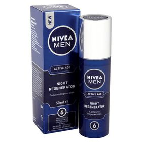 Nivea Men Active Age Night Cream - 50ml