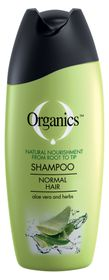 Organics Normal Shampoo - 200ml