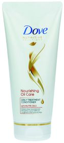 Dove Nutritive Solutions Nourishing Oil Care Dry Daily Hair Treatment - 180ml