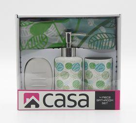 Casa - Peva and Ceramic Gift Set - Botanicals
