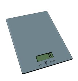 Pure Pleasure - - Glass Kitchen Scale - Grey