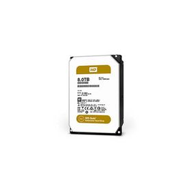 "WD Gold 8TB 3.5"" SATA 6Gb/s 128MB Internal Hard Drive"