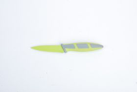 Kitchen Dao - RV2201 3.5 Inch Non-Stick Paring Knife - Green
