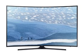 "Samsung KU7350 65"" UHD Series 7 4K Curved TV"
