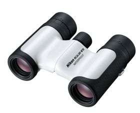Nikon 8x21 Aculon Binoculars - White
