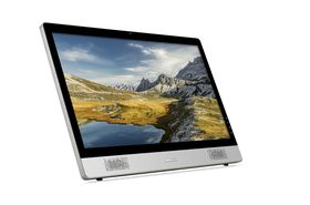 """Mecer Xhibitor 21.5"""" X22S Windows All-in-One PC (Non-Touch) - Silver"""