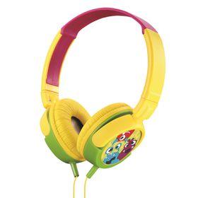 Amplify Kiddies Monsta Tunez Foldable Headphones