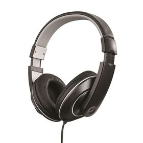 Amplify Groove Over-Ear Headphones - Black/Grey