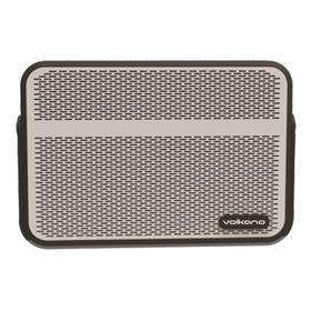 Volkano Edge Bluetooth Speakers - Grey