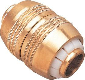 Raco - Brass Connector 1/2 Mender Adaptor