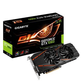 Gigabyte GeForce GTX 1060 G1 Gaming 3GB Graphics Card