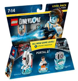 Lego Dimensions 1: Level: Portal Game