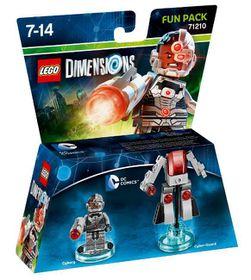 Lego Dimensions 1: Fun: Dc Cyborg