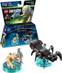 Lego Dimensions 1: Fun: Lord Of The Rings - Gollum
