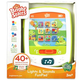 Bright Starts - Lights and Sounds Fun Pad