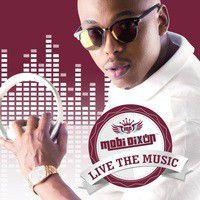 Mobi Dixon - Live The Music (CD)
