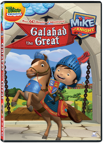 Mike The Knight: Galahad The Great (DVD)