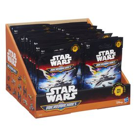 Star Wars E7 Mm Vehicle (Blind Bag - Characters may vary)