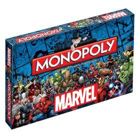 Monopoly: Marvel Universe
