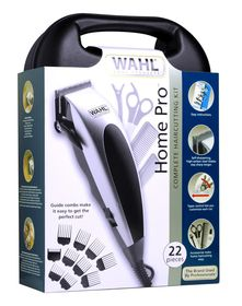 Wahl Home Pro Vogue Corded 22 Piece Haircutting Kit