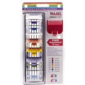 Wahl Colour Haircutting Comb Set