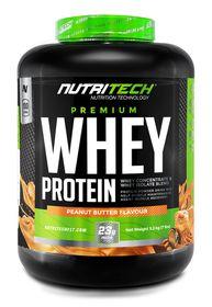 Nutritech Premium Whey Protein Peanut Butter Flavour - 3,2kg