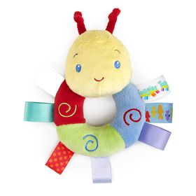 Taggies - Cosy Rattle Pal - Bug