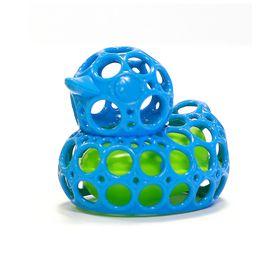 Oball - Bath Duck - Blue