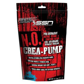 SSN NO Crea 500g - Blueberry
