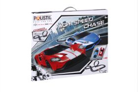 Polistil 1/43 High Speed Chase Set 4.32m (Loop & Junction)