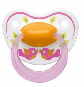 Bibi - Soother Silicone - Ring Play - 6 - 16 Months
