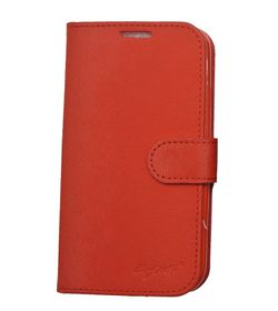 """SCOOP Wallet Case For Iphone6 4.7"""" - Red"""