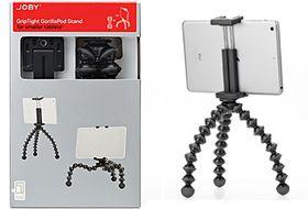 Joby 1328 GripTight GorillaPod Stand for Smaller Tablets