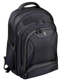 Port Manhattan BackPack 13-14 Inch - Black