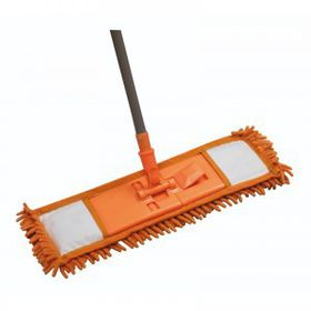 Floorwiz - Coral Mop Replacement Head - Orange