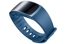 Samsung Gear Fit 2 Blue - Large